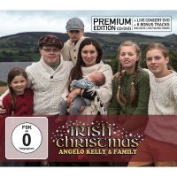 Angelo Kelly & Family - Irish Christmas - CD+DVD