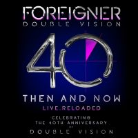 Foreigner - Double Vision: Then And Now - CD+DVD