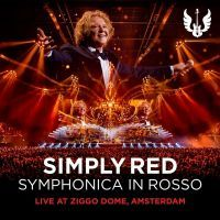 Simply Red - Symphonica In Rosso - CD+DVD