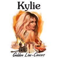 Kylie Minogue - Golden Live In Concert - 2CD+DVD