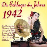 Die Schlager Des Jahres 1942 - 2CD