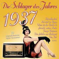 Die Schlager Des Jahres 1937 - 2CD