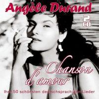 Angele Durand - Chanson D'Amour - 2CD