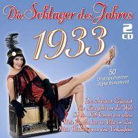 Die Schlager Des Jahres 1933 - 2CD