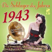 Die Schlager Des Jahres 1943 - 2CD