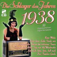 Die Schlager Des Jahres 1938 - 2CD