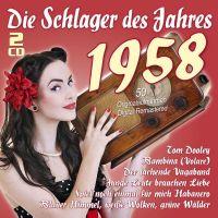 Die Schlager Des Jahres 1958 - 2CD