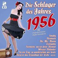 Die Schlager Des Jahres 1956 - 2CD