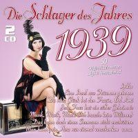 Die Schlager Des Jahres 1939 - 2CD