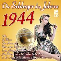 Die Schlager Des Jahres 1944 - 2CD