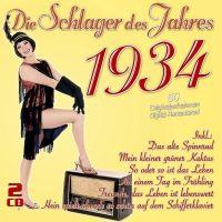 Die Schlager Des Jahres 1934 - 2CD