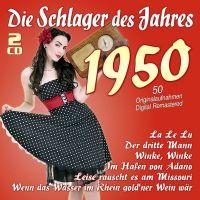 Die Schlager Des Jahres 1950 - 2CD