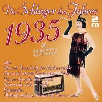 Die Schlager Des Jahres 1935 - 2CD