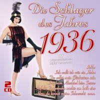 Die Schlager Des Jahres 1936 - 2CD
