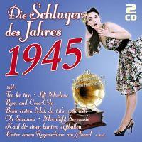 Die Schlager Des Jahres 1945 - 2CD