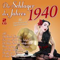 Die Schlager Des Jahres 1940 - 2CD