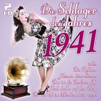 Die Schlager Des Jahres 1941 - 2CD