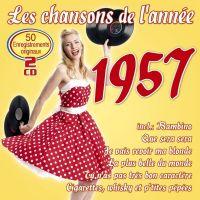 Les Chansons De L 'annee 1957 - 2CD