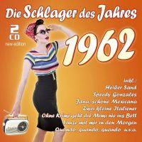 Die Schlager Des Jahres 1962 - 2CD