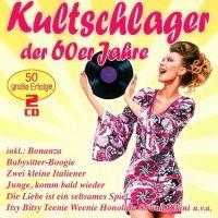 Kultschlager Der 60er Jahre - 2CD
