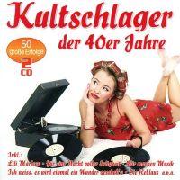 Kultschlager Der 40er Jahre - 2CD