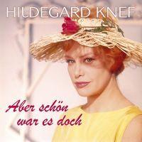 Hildegard Knef - Aber Schon War Es Doch - CD