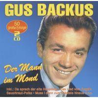 Gus Backus - Der Man Im Mond - 2CD