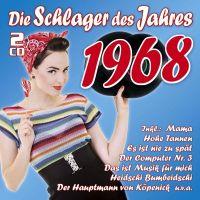 Die Schlager Des Jahres 1968 - 2CD