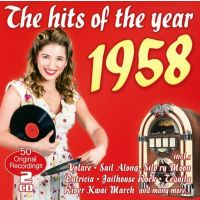 The Hits Of The Year 1958 - 2CD