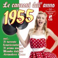 Le Canzoni Dell' Anno 1955 - 2CD
