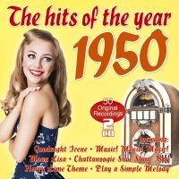 The Hits Of The Year 1950 - 2CD