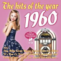 The Hits Of The Year 1960 - 2CD