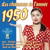 Les Chansons De L'annee 1950 - 2CD