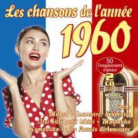 Les Chansons De L'annee 1960 - 2CD