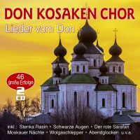 Don Kosaken Chor - Lieder Vom Don - 2CD