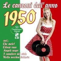 Le Canzoni Dell'Anno 1950 - 2CD