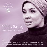 Shirley Bassey - Reach For The Stars - 50 Greatest Hits - 2CD