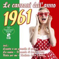 Le Canzoni Dell'anno 1961 - 2CD