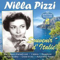 Nilla Pizzi - Souvenir D' Italie - 2CD