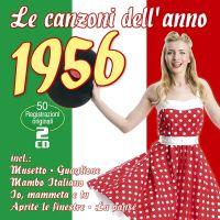 Le Canzoni Dell'anno 1956 - 2CD