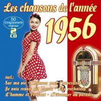 Les Chansons De L'annee 1956 - 2CD