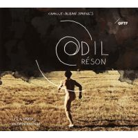 Camille-Alban Spreng - Odil - CD