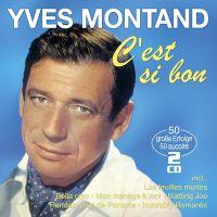 Yves Montand - C'est Si Bon - 50 Grosse Erfolge - 50 Succes - 2CD