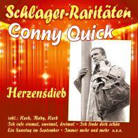 Conny Quick - Herzensdieb - Schlager-Raritaten - CD