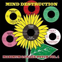 "Mind Destruction - Maximum Garage Psych Vol. 1 - 6x 7"" Vinyl Box"