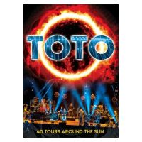 Toto - 40 Tours Around The Sun - Ziggo Dome - DVD