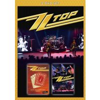 ZZ Top - Live In Germany - Rockpalast 1980 + Live At Montreux 2013 - 2DVD