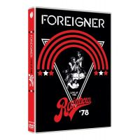 Foreigner - Live At The Rainbow '78 - DVD