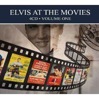 Elvis Presley - Elvis At The Movies - Volume One - 4CD