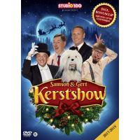 Samson & Gert - Kerstshow 2017-2018 - DVD